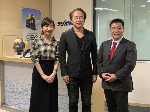 【当社提供中:企業トップが語る!人生波瀾万丈】11/22:ピーバンドットコム 代表取締役 田坂 正樹様が出演しました。