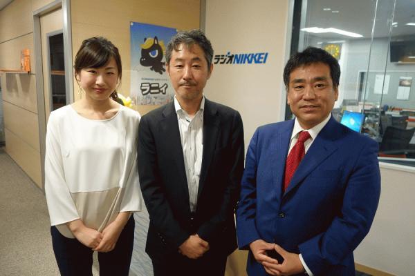 【当社提供中:企業トップが語る!人生波瀾万丈】11/8:ロジザード 代表取締役社長 金澤 茂則様が出演しました。