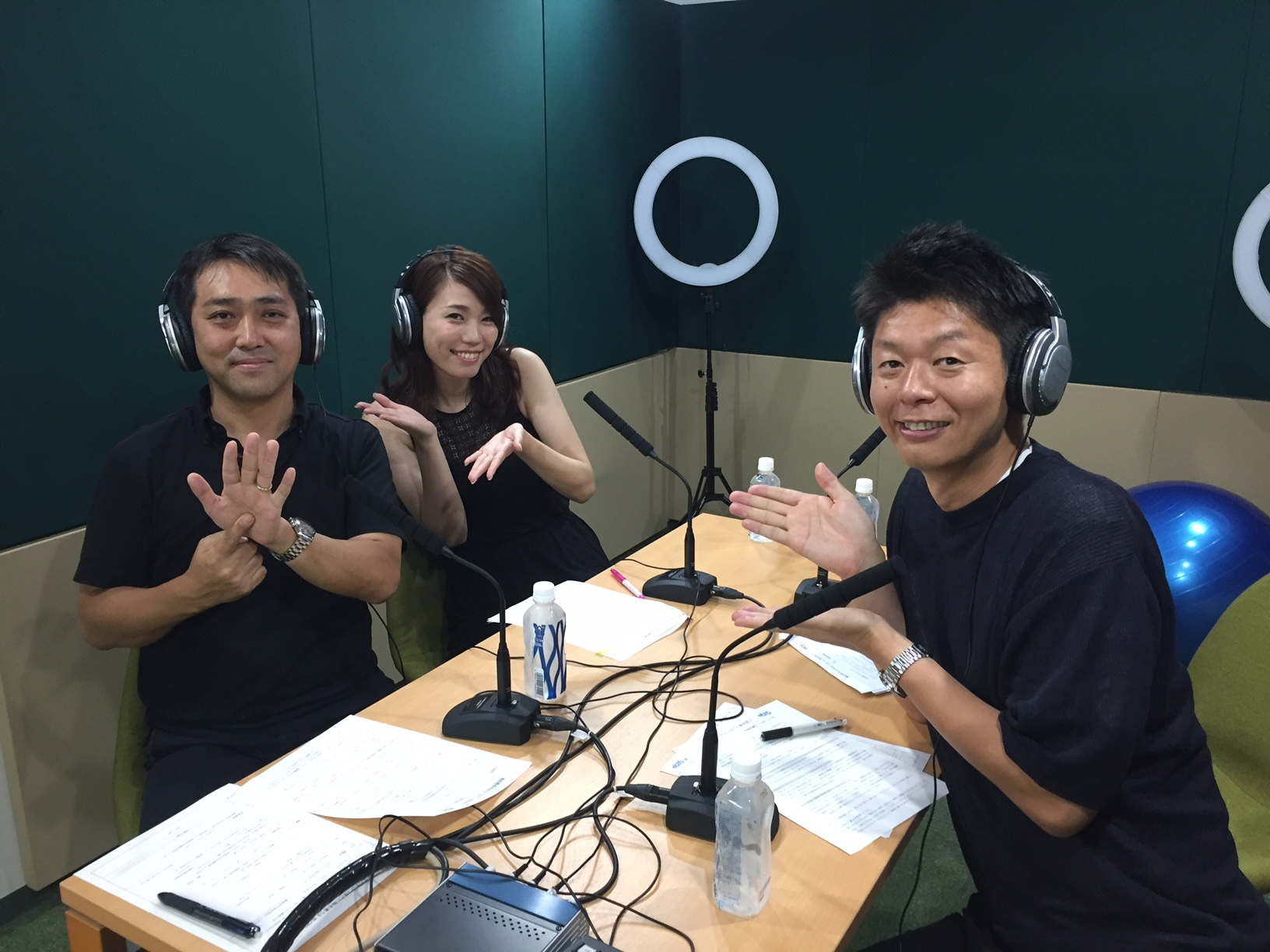 【ワークタス/スターティアウィル】ラジオ NACK5にてworktusとスターティアウィルの代表、橋本浩和が出演しました。