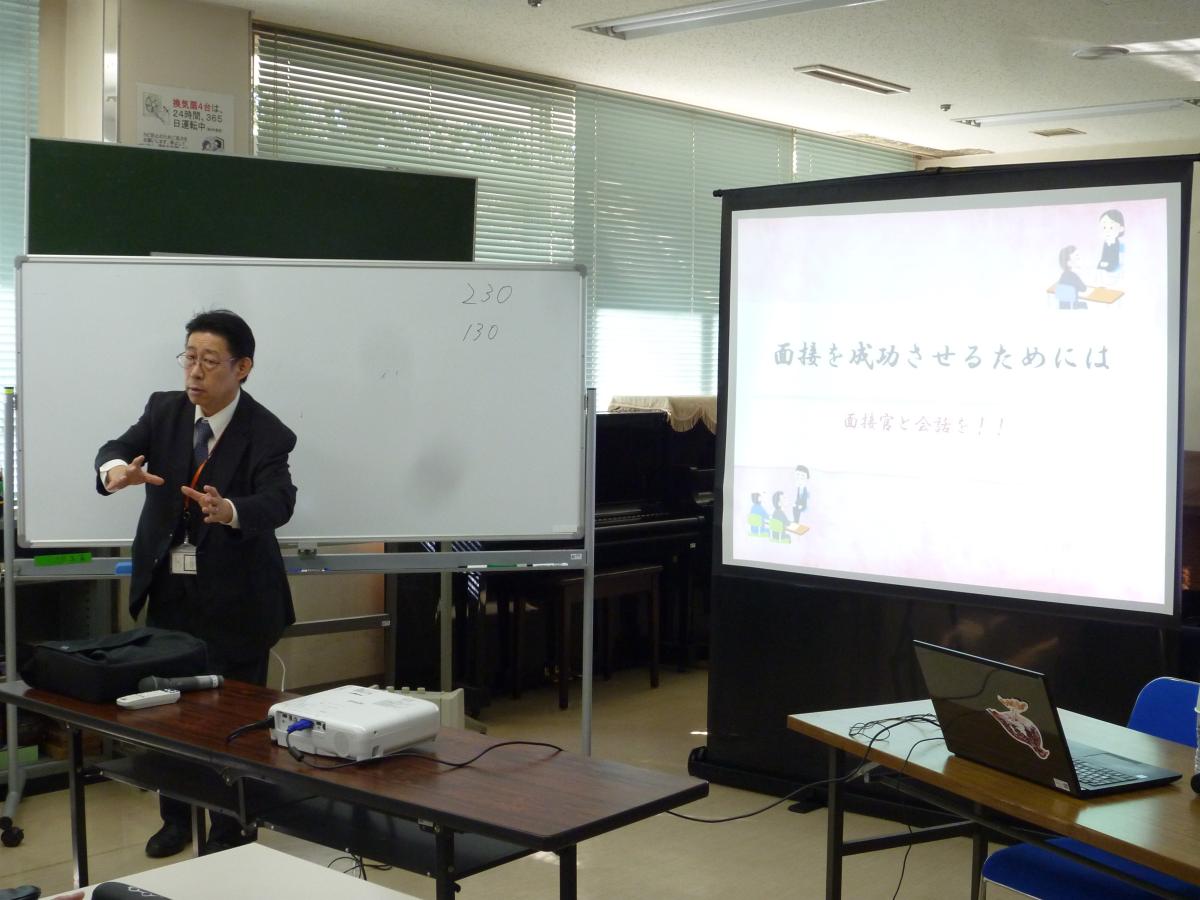 【スターティアウィル】千葉リハビリテーションセンター内の更生園でスターティアウィル代表取締役の飯田和一が講演を行いました。